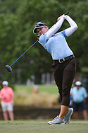 Brooke M. Henderson (CAN) watches her tee shot on 2 during round 2 of the 2019 US Women's Open, Charleston Country Club, Charleston, South Carolina,  USA. 5/31/2019.<br /> Picture: Golffile | Ken Murray<br /> <br /> All photo usage must carry mandatory copyright credit (© Golffile | Ken Murray)
