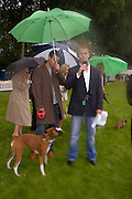 Macmillan Dog Day in aid of Macmillan Cancer Relief. Royal Hospital Chelsea, 5 July 2005. ONE TIME USE ONLY - DO NOT ARCHIVE  © Copyright Photograph by Dafydd Jones 66 Stockwell Park Rd. London SW9 0DA Tel 020 7733 0108 www.dafjones.com