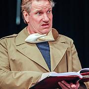 NLD//Amsterdam20160415 - Persdag toneelstuk In de Ban van Broadway, Martijn Nieuwerf en Peter Blok