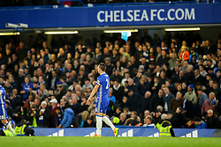 John Terry of Chelsea collects the captains arm band - Mandatory by-line: Jason Brown/JMP - 08/05/17 - FOOTBALL - Stamford Bridge - London, England - Chelsea v Middlesbrough - Premier League
