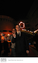 Cast and crew of Peter Jackson's The Lord Of The Rings: The Two Towers gather for the Australasian Premiere at Wellington's Embassy Theatre.  Cast present include Elijah Wood, Dominic Monaghan and Billy Boyd, as well as NZ actors Karl Urban, Jed Brophy Robyn Malcolm and Bruce Hopkins.  The after party was held at the national museum, Te Papa.