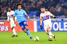 Lyon vs Marseille - 17 Dec 2017