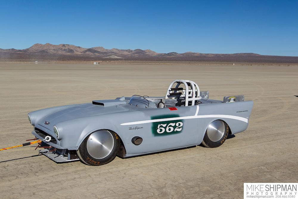 Belalpine, 562, eng C, body GMS, driver Roy Liautaud, 147.259 mph, record 214.816