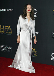 The 21st Annual Hollywood Film Awards at The Beverly Hilton Hotel in Beverly Hills, California on 11/5/17. 05 Nov 2017 Pictured: Angelina Jolie. Photo credit: River / MEGA TheMegaAgency.com +1 888 505 6342