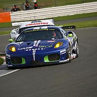 #99 Ferrari F430 GTC - JMB Racing (Drivers - Ben Aucott and Stéphane Daoudi) GT2, Le Mans Series Silverstone 1000KM 2008