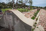 Lavadero, Mission Santa Barbara, Santa Barbara, California, USA