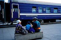 Russie/Mongolie - Transsibérien/Transmongolien
