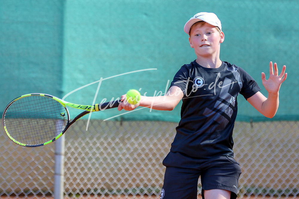 Heidel, Jan (Tennis-Club SCC Berlin), TVBB Verbandsmeisterschaften Jugend 2018, Berlin, 03.07.2018, Foto: Claudio Gärtner
