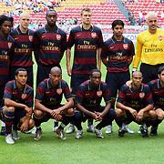 NLD/Amsterdam/20070802 - LG Amsterdams Tournament 2007, teamfoto Arsenal