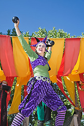 The Renaissance Fair is held each September at the historic museum of El Rancho de Las Golondrinas near Santa Fe and features dancers, knights, acrobats and many other performers all celebrating aspects of Medieval culture and the life style of the Middle Ages. Clan Tynker is a family troupe that performs magic, acrobatic routines, juggling and other feats to entertain the crowd.