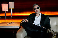 Jun 20, 2009 - Los Angeles, California, USA - ADAM YAUCH has a indie film distribution enterprise called Oscilloscope Laboratories. He is best known as the bassist of seminal hip-hop group Beastie Boys. photographed at the Landmark Theaters during the Los Angeles Independent Film Festival