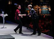 Lisa Ashton during the BDO World Professional Championships at the O2 Arena, London, United Kingdom on 9 January 2020.