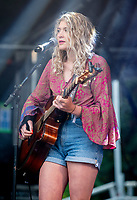 MADDISON DOUCH live on stage at Pub in the Park at the Royal Victoria Park, Bath, on Saturday 19th June 2021