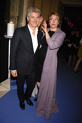 JOHN FRIEDA and EMMA THOMPSON at the 10th Anniversary Party of the Lavender Trust, Breast Cancer charity held at Claridge's, Brook Street, London on 1st May 2008.<br /><br />NON EXCLUSIVE - WORLD RIGHTS