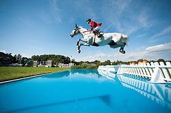 Devos Pieter, (BEL), Dylano<br /> Furusiyya FEI Nations Cup<br /> Hickstead 2015<br /> © Hippo Foto - Jon Stroud