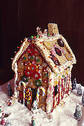 Gingerbread House, Banff Canada<br />