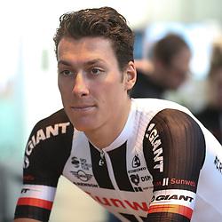 05-01-2017: Wielrennen: Presentatie Sunweb Giant: Rotterdam  <br />MUNSTER (GER) wielrennen  Ramon Sinkeldam