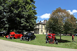 06 August 2016:  <br /> <br /> Displayed at the McLean County Antique Automobile Association Car show at David Davis Mansion in Bloomington Illinois