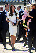 June 10, 2014 - London, Great Britain - <br /> <br /> Duchess of Cambridge at the breakfast reception<br /> <br /> Catherine, Duchess of Cambridge at the breakfast reception to launch the UK's America's Cup bid at the National Maritime Museum on June 10 2014 in Greenwich, London <br /> ©Exclusivepix