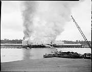 "Ackroyd 14209-18 ""Kerr Grain Fire. October 11, 1966"" (DEQ Site ID 2356, Port of Portland - Terminal 4 Slip 1)"