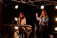 Flo & joan live at  picnic at the castle,Warwick Castle photo by Mark anton smith