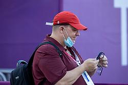 Dubach Sascha, SUI<br /> Olympic Games Tokyo 2021<br /> © Hippo Foto - Dirk Caremans<br /> 18/07/2021