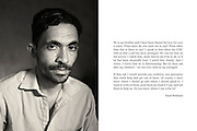 Prisoner: Fazal Karim<br /> <br /> Subject. Fazal Khitab, Brother
