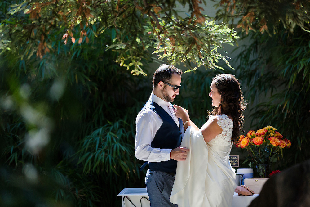 Oakland Wedding