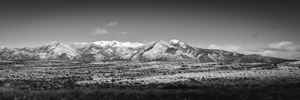 Taos County, New Mexico, 2016