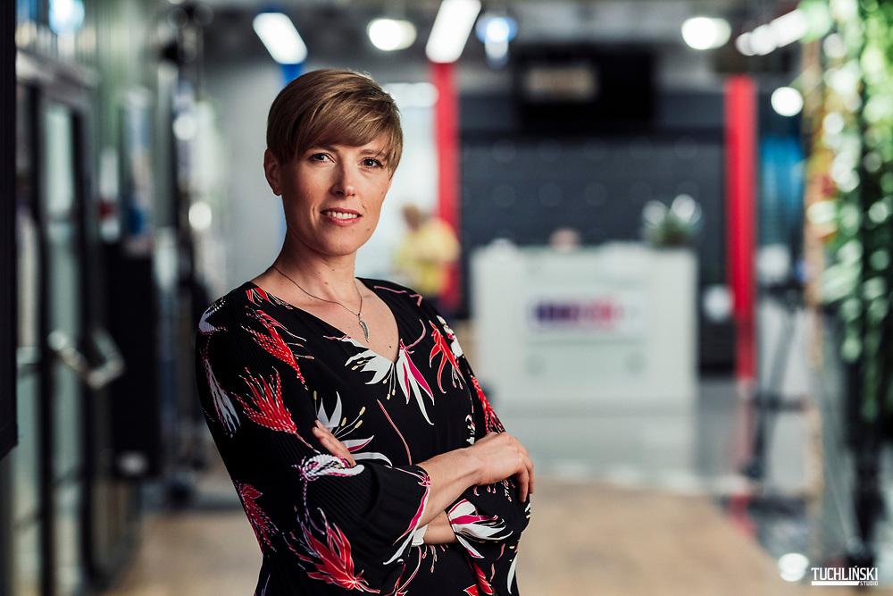Warszawa, Polska. 10.05.2019r. Agnieszka Wrońska -  prezes Link4.<br /> Fot. Adam Tuchlinski dla Forbes
