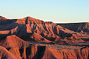 Painted Desert, Navajo Reservation, Arizona, USA