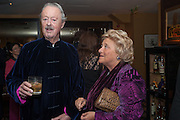 THE DUKE OF MARLBOROUGH; DAME VIVIEN DUFFIELD, Chinese New Year dinner given by Sir David Tang. China Tang. Park Lane. London. 4 February 2013.