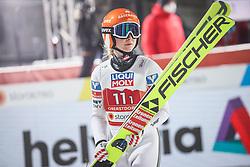 28.02.2021, Oberstdorf, GER, FIS Weltmeisterschaften Ski Nordisch, Oberstdorf 2021, Mixed Teambewerb, Skisprung HS106, im Bild Marita Kramer (AUT) // Marita Kramer (AUT) during the ski jumping HS106 mixed team competition of FIS Nordic Ski World Championships 2021 in Oberstdorf, Germany on 2021/02/28. EXPA Pictures © 2021, PhotoCredit: EXPA/ Tadeusz Mieczynski