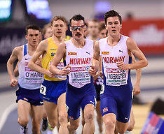 European Indoor Athletics Championships - Day Two - 02 March 2019