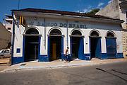 Santa Leopoldina_ES, Brasil...Banco em Santa Leopoldina...A bank in Santa Leopoldina...Foto: LEO DRUMOND / NITRO
