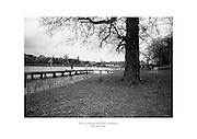 The river Shannon at Carrick-on-Shannon, County Leitrim.<br /> <br /> 10th April 1964<br /> 10/04/1964