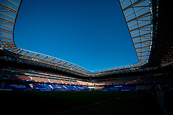 NICE, FRANCE - Wednesday, June 2, 2021: A general view before an international friendly match between France and Wales at the Stade Allianz Riviera ahead of the UEFA Euro 2020 tournament. (Pic by Simone Arveda/Propaganda)