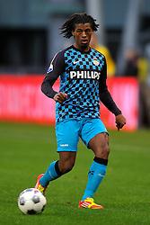 22-01-2012 VOETBAL: FC UTRECHT - PSV: UTRECHT<br /> Utrecht speelt gelijk tegen PSV 1-1 / Georginio Wijnaldum<br /> ©2012-FotoHoogendoorn.nl