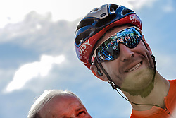 March 9, 2019 - Siena, Italia - Gian Mattia D'Alberto / lapresse.09-03-2019 Siena.Sport.Gara ciclistica Strade Bianche 2019 .nella foto: Vincenzo Nibali ITA..Gian Mattia D'Alberto  / lapresse.2019-03-09 Siena.Strade Bianche 2019 .in the photo: Vincenzo Nibali ITA. (Credit Image: © Gian Mattia D'Alberto/Lapresse via ZUMA Press)