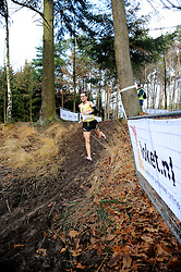 27-11-2011 ATLETIEK: NK CROSS 53e WARANDELOOP: TILBURG<br /> Winnaar Witaly Shafar UKR<br /> ©2011-FotoHoogendoorn.nl