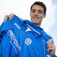 St Johnstone Sign Brian Graham