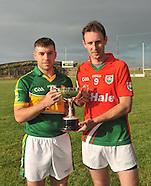 Kilmaine v Kingdom Gaels Padraig O'Dea Memorial Match