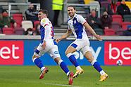 Brentford v Blackburn Rovers 051220
