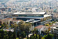The New Acropolis Museum, Athens, Greece