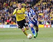 Watford v Sheffield Wednesday 020515