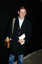 Fahion designer GILES DEACON at Fashion Fringe - part of London fashion week held at the Selfridges Car Park, off Oxford Street, London on 22nd September 2004.<br /><br />NON EXCLUSIVE - WORLD RIGHTS