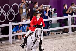 Fuchs Martin, SUI, Clooney 51, 382<br /> Olympic Games Tokyo 2021<br /> © Hippo Foto - Dirk Caremans<br /> 06/08/2021