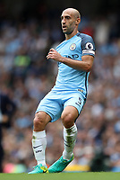 Football - Pablo Zabaleta of Manchester City during the match at the Etihad Stadium between Manchester City and West Ham United. <br /> <br /> 2016 / 2017 Premier League - Manchester City vs. West Ham United<br /> <br /> -- at The Etihad Stadium.<br /> <br /> COLORSPORT/LYNNE CAMERON