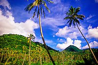 Near Beausejour, St. Lucia
