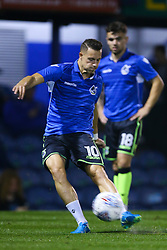 Billy Bodin of Bristol Rovers during warm ups - Mandatory by-line: Jason Brown/JMP - 26/09/2017 - FOOTBALL - Fratton Park - Portsmouth, England - Portsmouth v Bristol Rovers - Sky Bet League One